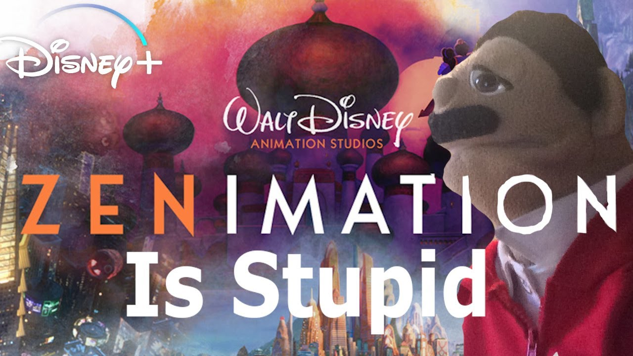 Disney's Zenimation is Stupid (Puppet Review)