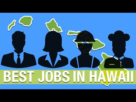 The BEST Jobs In Hawaii In 2019