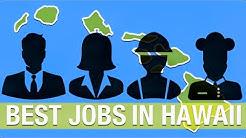 The BEST Jobs In Hawaii in 2019