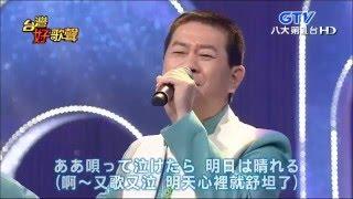 蔡小虎 - 夢酔い人 ( ゆめよいひと ) u0026 愛人醉落去【日文台語演唱】