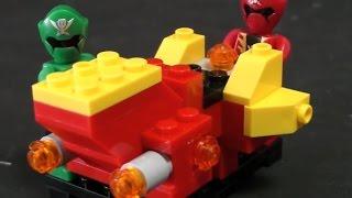 đồ chơi siêu nhân hải tặc Power Rangers Super Megaforce Toys 파워레인저 캡틴포스 메가블럭 장난감