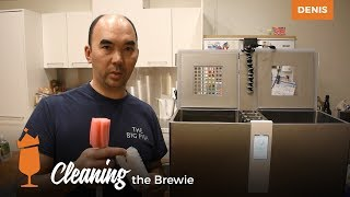 Cleaning the Brewie - Denis Cheong