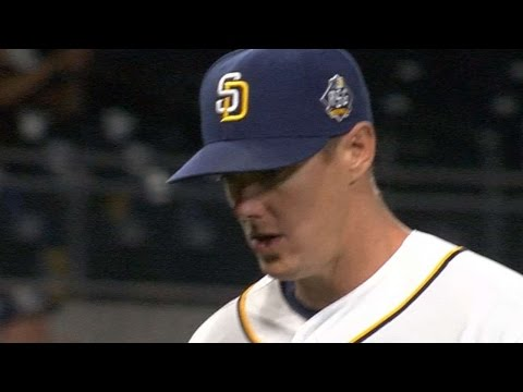 ARI@SD: Buchter strikes out the side in order in 13th from YouTube · Duration:  34 seconds