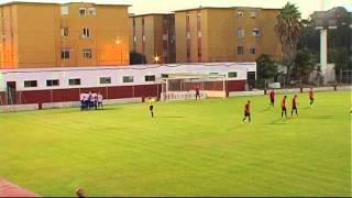UD Roteña 0 - CD Alcalá 2 Tercera División Grupo X Temporada 2015 16 Estadio Arturo Puntas Vela