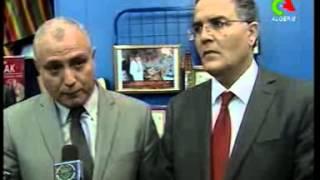وزير السياحة والصناعات التقليدية محمد امين حاج سعيد في زيارة تفقدية لولاية باتنة