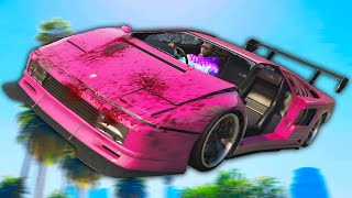 I Won the NEW Free Car at the Casino!! - GTA 5 Online Free Roam