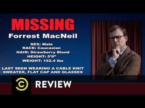 Review - Forrest MacNeil Is Missing - #FindForrest