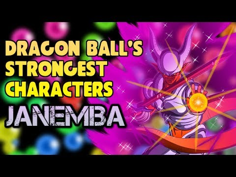 Dragon Ball's Strongest Characters - Janemba