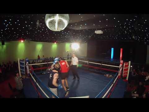 Ultra White Collar Boxing | Bath | Jord Archer VS Tim Owen