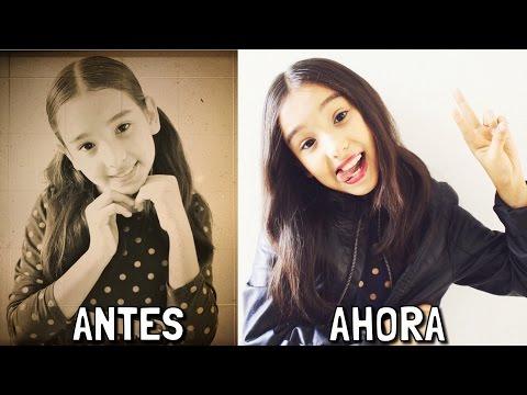 ANTES VS AHORA - Gibby :)