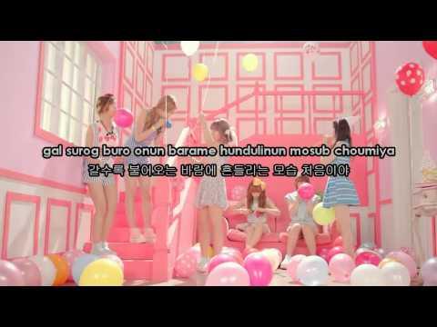 A-PINK (에이핑크) - NoNoNo (노노노) Karaoke