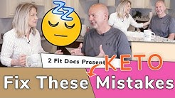 4 Keto Mistakes If You're Feeling Fatigued