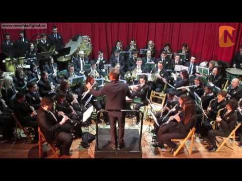 Concierto 25 aniversario Banda de Educandos de la Unión Musical La Artística Novelda Digital