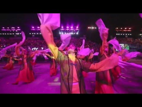 El Desfile Multietnico Chingay Combina Tradicion Y Tecnologia En
