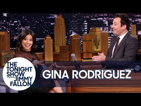 Gina Rodriguez Is Boxing Royalty and Wants to Spar with Minka Kelly