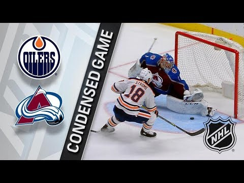 Edmonton Oilers vs Colorado Avalanche – Feb. 18, 2018 | Game Highlights | NHL 2017/18. Обзор