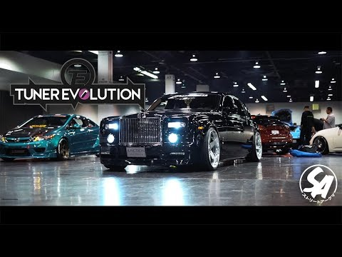 Tuner Evolution SoCal 2018 // STREET AKUMA