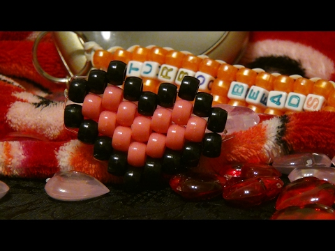 TurboBeads: Bead Heart [Peyote Stitch] Tutorial