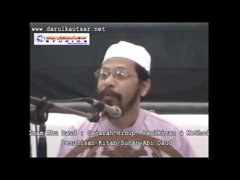 Maulana Asri : Mengapa Sunan Abu Daud ditulis?