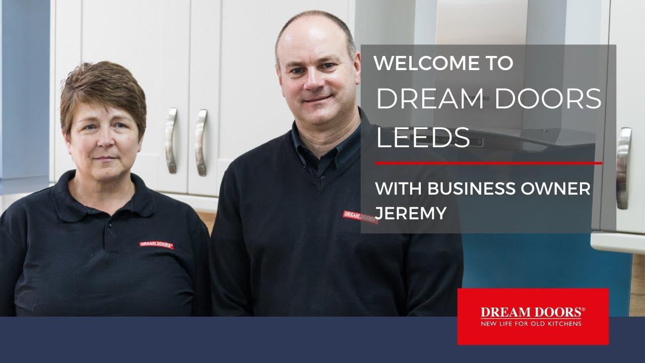 Kitchens Leeds Headingley Dream Doors Showroom