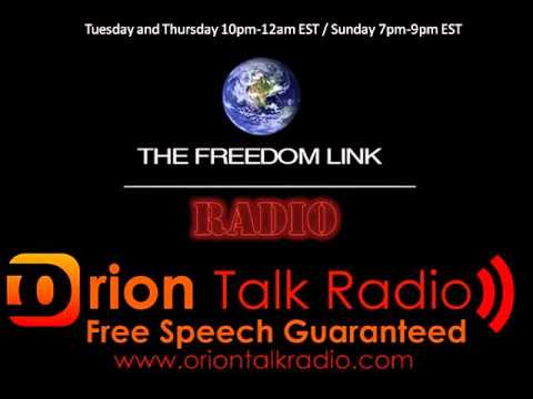 Are We Really Free?  The Freedom Link Pre-Independence Day 2012 Broadcast w/Jim Babb