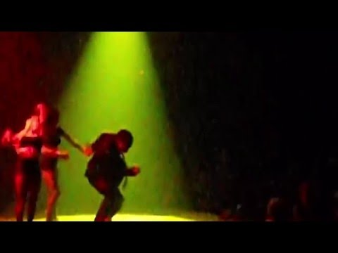 Jimmy Sion live in Stockholm Sweden ( The Dance Tonight Tour )