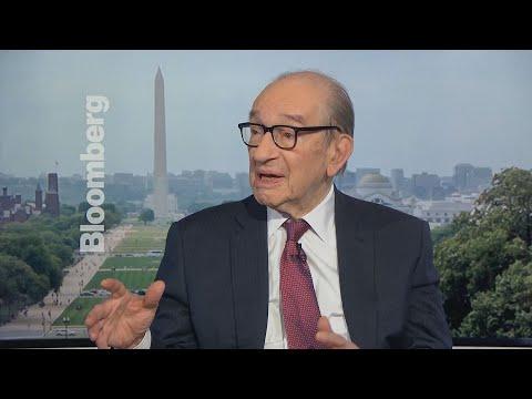 Alan Greenspan on U.S. Debt, Deficit, Tax Cuts