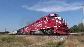 SCREAMING EMD Power! The Indiana Railroad in Central Illinois