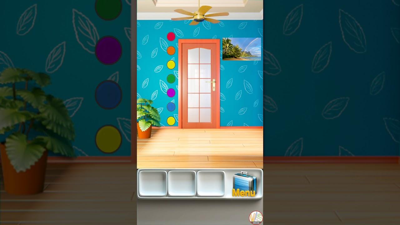 100 Doors Happy Family House Level 10 Walkthrough Gameplay Youtube