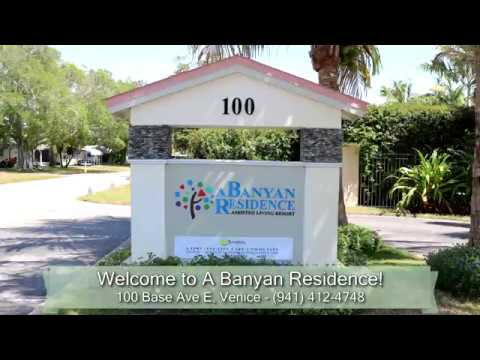 A Banyan Residence Assisted Living Resort Facility Venice FL