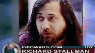Richard Stallman part 2 of 3
