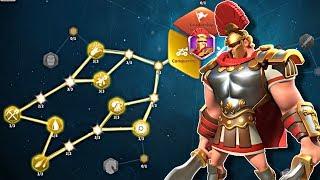 New Scipio Conquering Talent Tree Guide | Rise of Kingdoms
