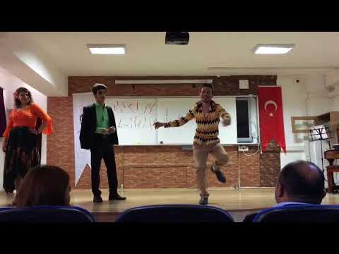 Komedi Dans Üçlüsü(Halis Kutmangil MTAL)