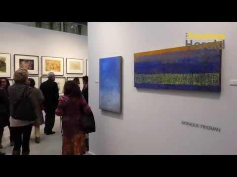 La Bogéna Galerie et Saint-Paul de Vence de Gidrol Bogéna - Art Paris Art Fair 2014