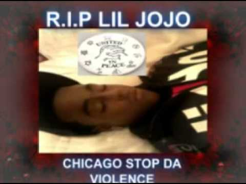 Lil Jojo Funeral Tribute Youtube