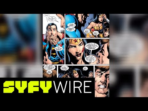 Wonder Woman's Top 5 Justice League Stories | SYFY WIRE
