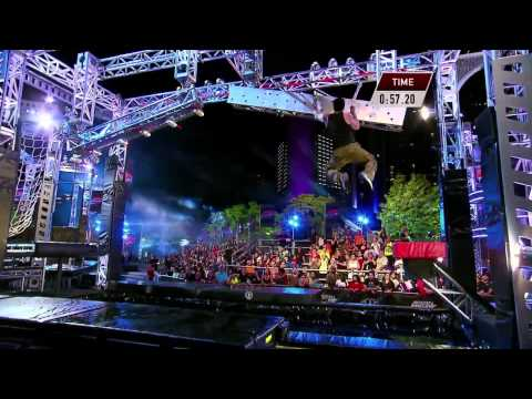 American Ninja Warrior - Season 5 - Miami Qualifiers - Drew Drechsel