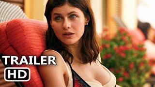 THE WHITE LOTUS Trailer (2021) Alexandra Daddario
