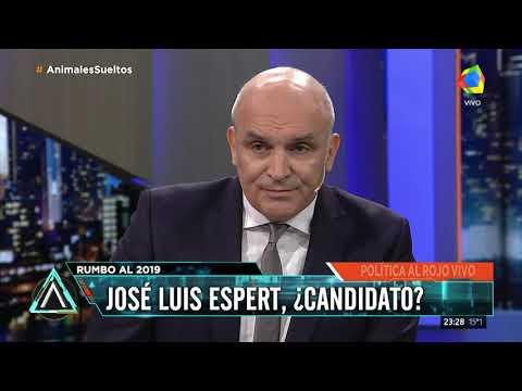 José Luis Espert dejó abierta la puerta para una candidatura en 2019