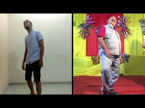 Aap Ke Aa Jane Se Song | Dance Performance Viral Dabbu Uncle | Govinda style dance
