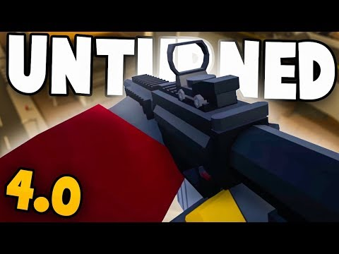Unturned: MORE 4.0 GAMEPLAY FOOTAGE!  (4.0 Development Blog #2: Detailed Player Animations)