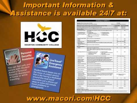 Houston Community College International Student Insurance Orientation.mp4