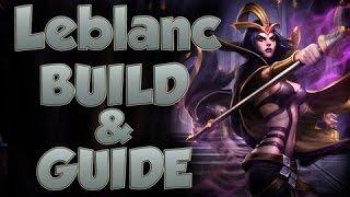 LeBlanc Guide - Cách chơi lên đồ Build cho LeBlanc