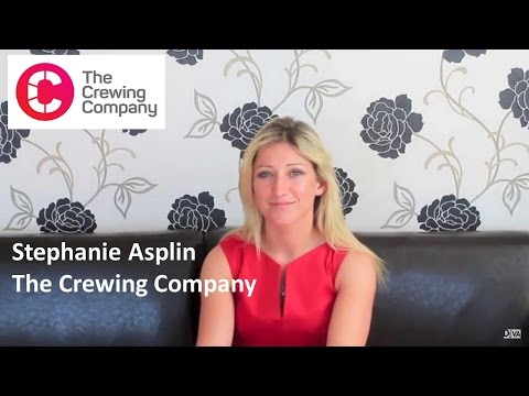 The Crewing Company: How I started my business