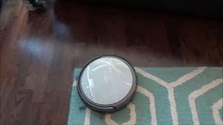 Watch Robotic Vacuum Cleaner ILIFE A4 in Action (Roomba Alternative) & Honest Review - Part 2