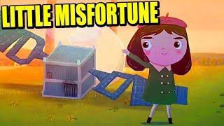 DE LOS CREADORES DE FRAN BOW - LITTLE MISFORTUNE (DEMO) | Gameplay Español