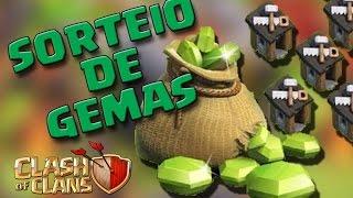 Sorteio de Gift Card no Clash of Clans Natal 2016 !
