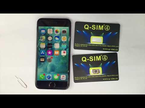 Q-SIM 4 Wholesale | Cellular accessories Blog