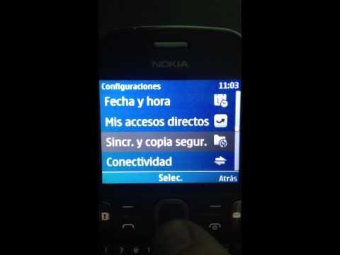 Configuración de APN Movistar en dispositivos Symbian