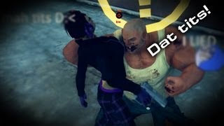 Saints Row The Third - Funny Moments with Saints